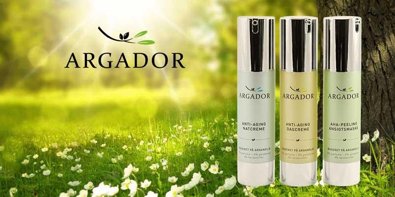 Argan olie med E-Vitamin til ydre skønhed og indre sundhed