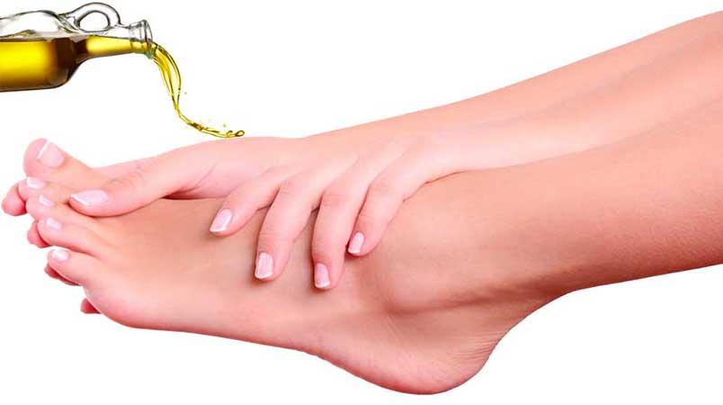 Vejen til smukke velplejede fødder med argan olie